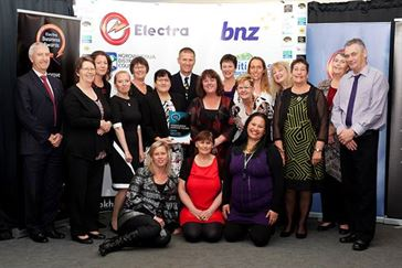 Electra Business Awards 2016 Horowhenua Masonic Village