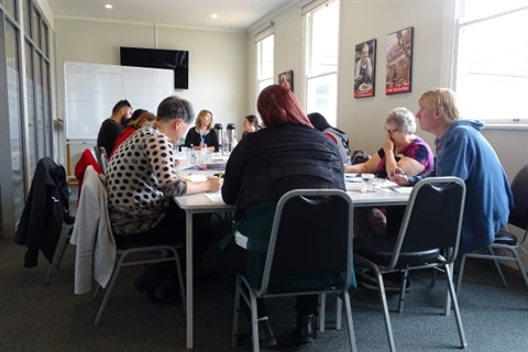 Horowhenua Youth Network - Youth Network meeting.