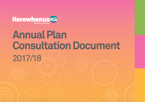 HDC Annual Plan Consultation Document 2017-18 Thumbnail image.