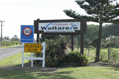Waitarere Beach Community Plan thumbnail image.