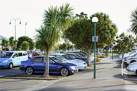 Parking - Fees & Charges - Levin Mall Car Park.