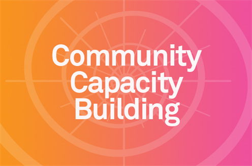 Community Capacity Building event - Meetings and leadership; the Chairperson's role.