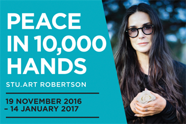 Peace in 10000 Hands 2016-17 event thumbnail.