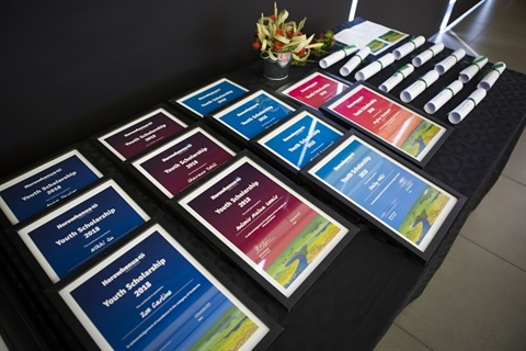 Civic Honours and Youth Excellence Scholarships.