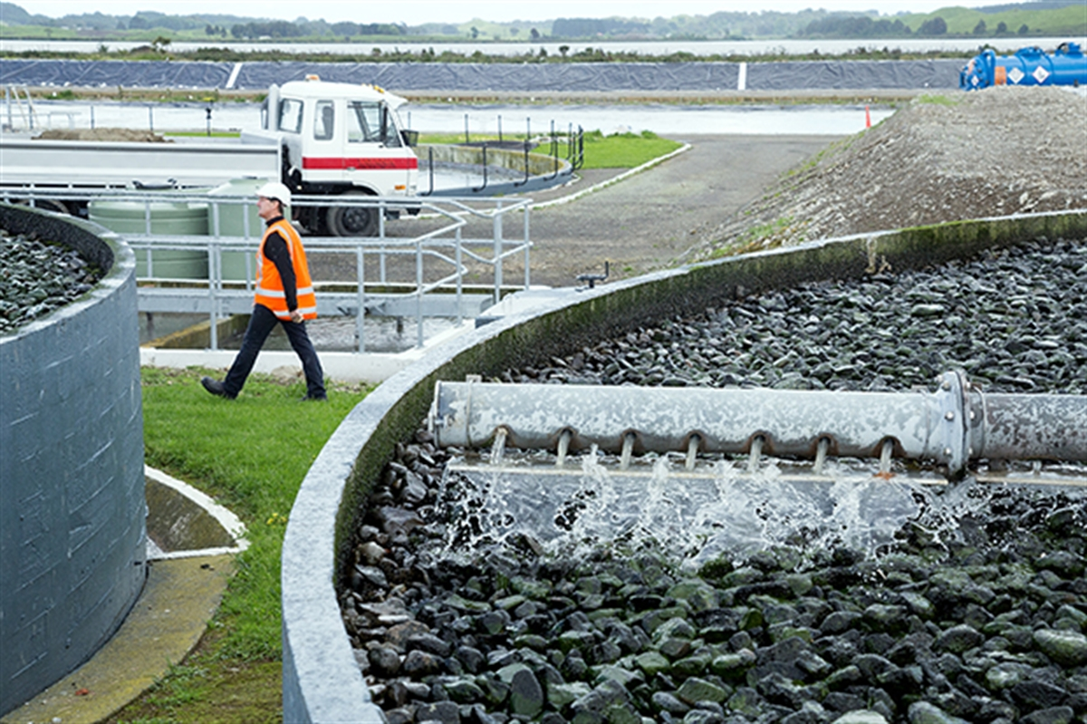 Open Day at Levin's water and wastewater treatment plants ...