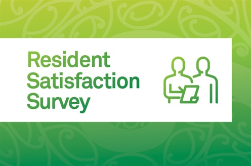 Resident Satisfaction Survey.