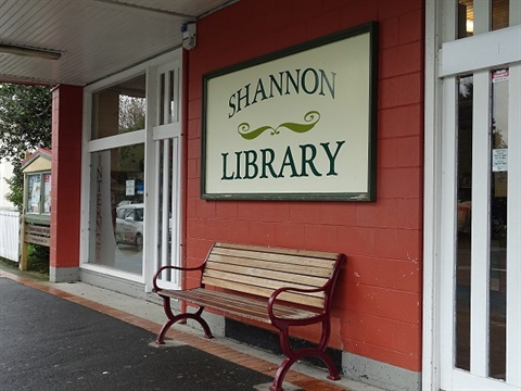 Shannon Library.