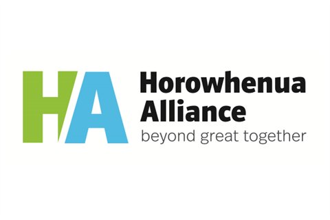 Logo for  the Horowhenua Alliance.