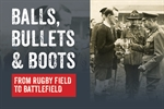 Balls, Bullets & Boots - Event 1 Oct-11 Nov 2018.